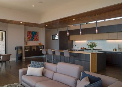 Interior-Kitchen-Right Hill Country Contemporary – Casa Tre Cortili by-zbranek-and-holt-custom-homes-luxury-home-builders-austin