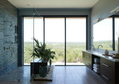 Interior Master Bath 2 Hill Country Contemporary – Casa Tre Cortili by-zbranek-and-holt-custom-homes-luxury-home-builders-austin