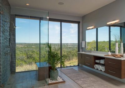 Interior-Master-Bath Hill Country Contemporary – Casa Tre Cortili by-zbranek-and-holt-custom-homes-luxury-home-builders-austin