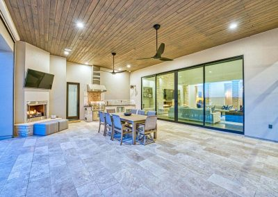 Zbranek-and-Holt-Custom-Homes-Ourtdoor-Kitchen-Sunset-Outdoor-Living