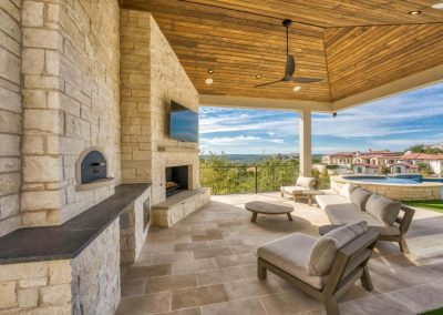 Zbranek-and-Holt-Custom-Homes-Outdoor-Cabana-Pizza-Oven-Stone-Frieplace-Outdoor-Living