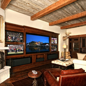 Custom Homes Gallery Home Theaters & More