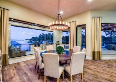 13-Dining-Area-Horseshoe-Bay-Coastal-Contemporary-by-Zbranek-and-Holt-Custom-Homes-Luxury-Home-Builders-Horseshoe-Bay