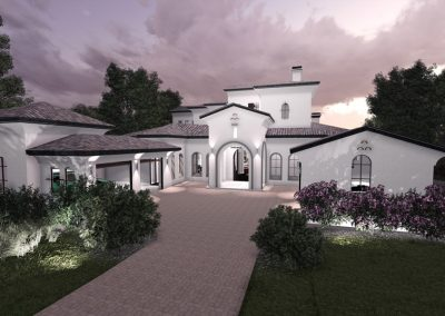 Spanish-Oaks-Golf-Course-Contemporary-Front-by-Zbranek-and-Holt-Custom-Homes-Spanish-Oaks-Custom-Home-Builder
