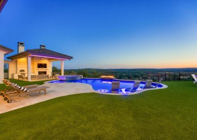 Zbranek-and-Holt-Custom-Homes-Backyard-Susnet-Pool