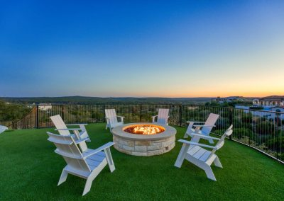 Zbranek-and-Holt-Custom-Homes-Firepit-Sunset