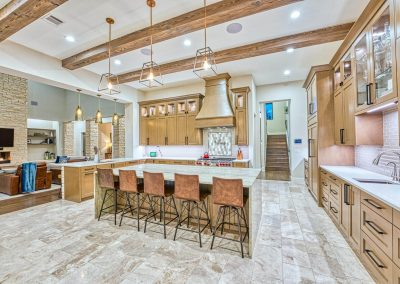 Zbranek-and-Holt-Custom-Homes-Island-Beams-Kitchen-Vent-Hood