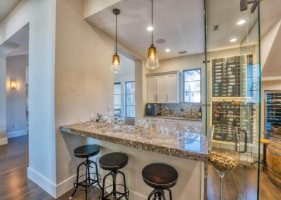Zbranek-and-Holt-Custom-Homes-Wine-Room-Bar-Granite-Counter-Top