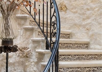 stairway-horseshoe-bay-texas-tuscan-villa-by-zbranek-and-holt-custom-homes-horseshoe-bay-custom-home-builders