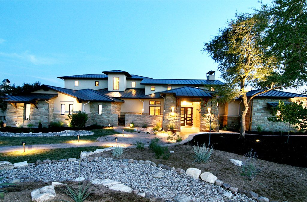 Front-Elevation-Hill-Country-Modern-by-Zbranek-Holt-Custom-Homes-Austin-Luxury-Custom-Home-Builder