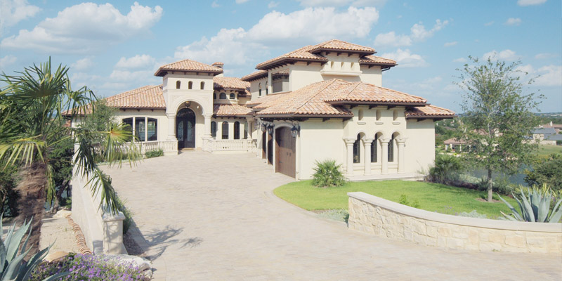 Horseshoe-Bay-Mediterranean-Front-Elevation-on-Lake-LBJ-by-Zbranek-Holt-Custom-Homes-Austin-Horseshoe-Bay-Luxury-Custom-Home-Builder
