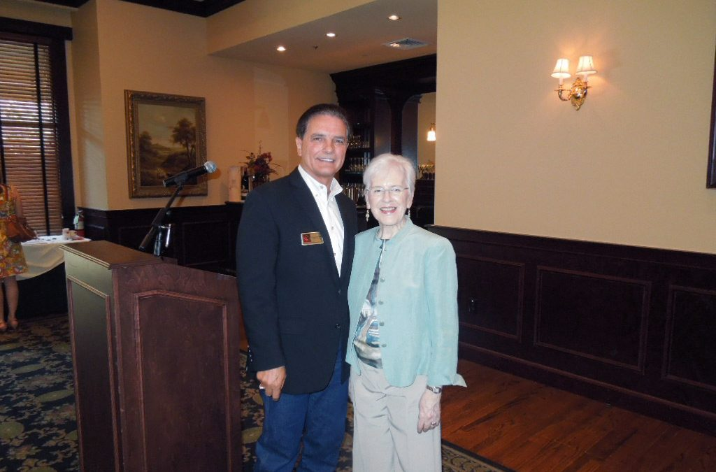Steve-Zbranek-with-Rose-Batson-founding-member-Womens-Chamber-of-Commerce-of-Texas-Luncheon1