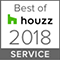 2018 Best of Houzz Service