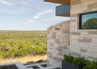 Exterior-Outdoor-Shower-Hardscaping Hill Country Contemporary – Casa Tre Cortili by-zbranek-and-holt-custom-homes-luxury-home-builders-austin