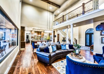 Zbranek-and-Holt-Custom-Homes-Waterfront-European-Luxury-Dining-Living-Area-Entry