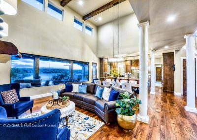 Zbranek-and-Holt-Custom-Homes-Waterfront-European-Luxury-Dining-Living-Kitchen-Lake-View copy