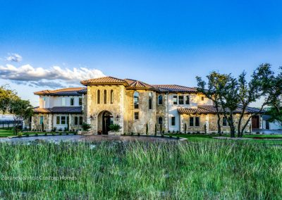 Zbranek-and-Holt-Custom-Homes-Waterfront-European-Luxury-Front-Elevation