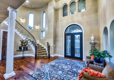 Zbranek-and-Holt-Custom-Homes-Waterfront-European-Luxury-Front-Entry